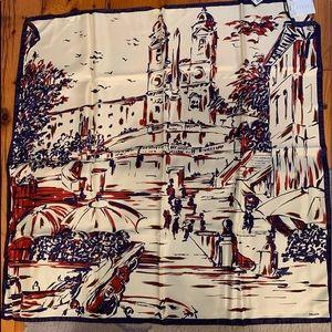 New Prada silk scarf